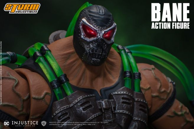 Storm Collectibles - Injustice Gods Among Us - Bane - 13