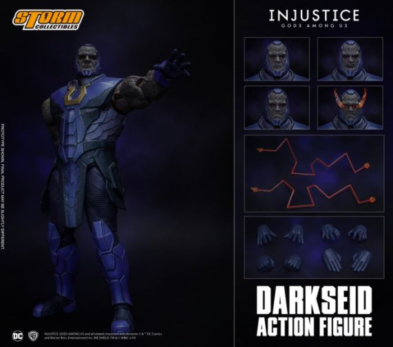 Storm Collectibles - Injustice Gods Among Us - Darkseid - 02