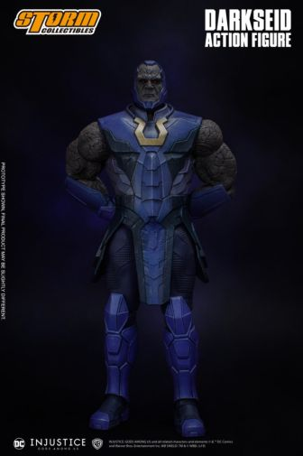 Storm Collectibles - Injustice Gods Among Us - Darkseid - 03