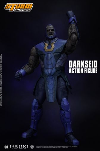 Storm Collectibles - Injustice Gods Among Us - Darkseid - 11