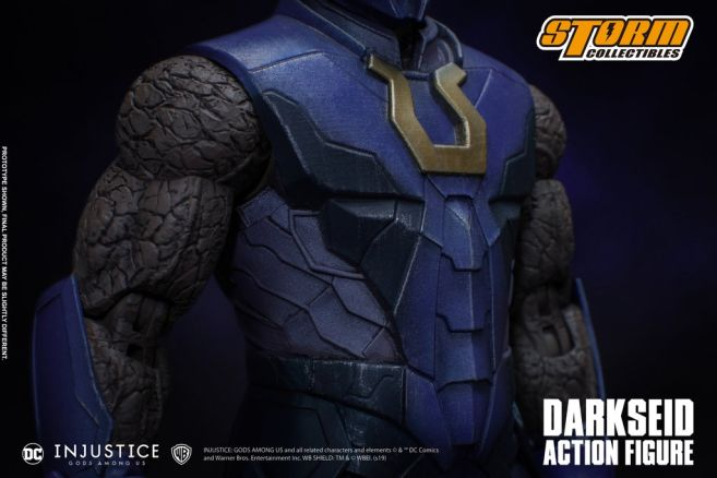 Storm Collectibles - Injustice Gods Among Us - Darkseid - 13