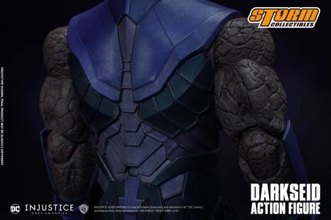 Storm Collectibles - Injustice Gods Among Us - Darkseid - 14