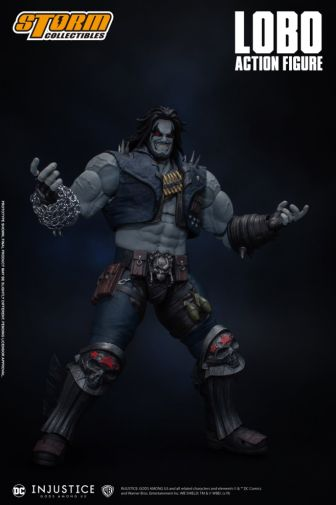Storm Collectibles - Injustice - Lobo - 06