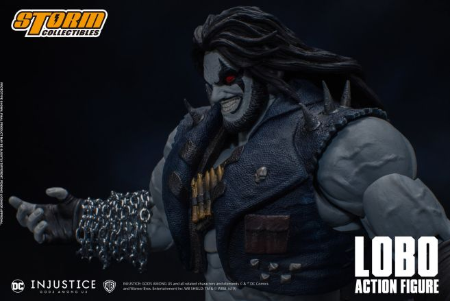 Storm Collectibles - Injustice - Lobo - 07
