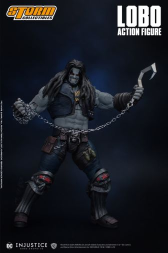 Storm Collectibles - Injustice - Lobo - 09