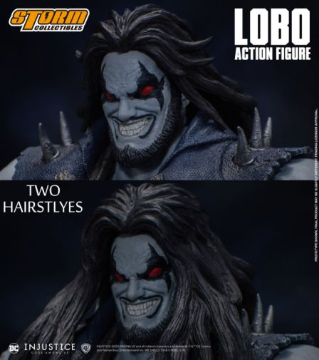 Storm Collectibles - Injustice - Lobo - 13