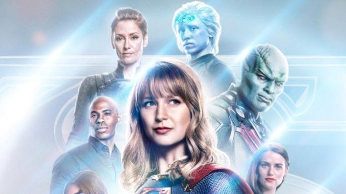 Supergirl - Season 5 - Promotional Poster - Featured - 01