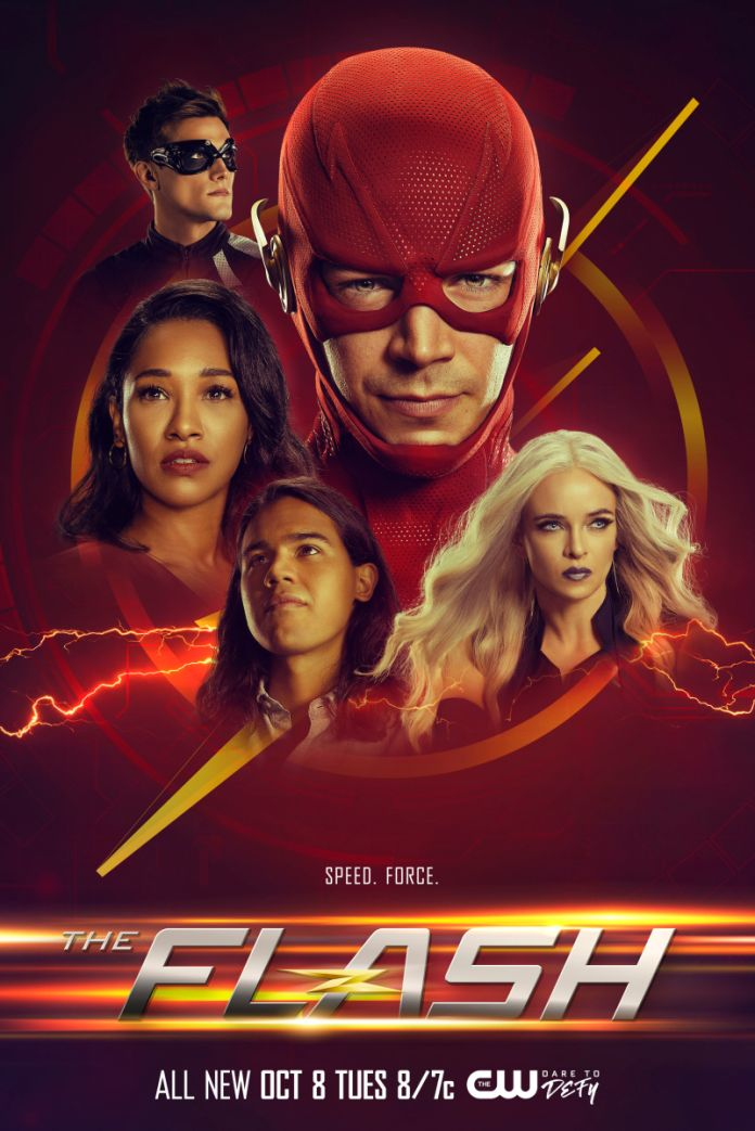The Flash - Season 6 - Promotional Poster - 01