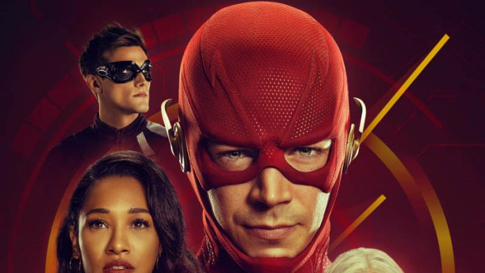 The Flash - Season 6 - Promotional Poster - Featured - 01