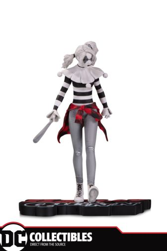 DC Collectibles - Harley Quinn Red White and Black - Harley Quinn by Steve Pugh