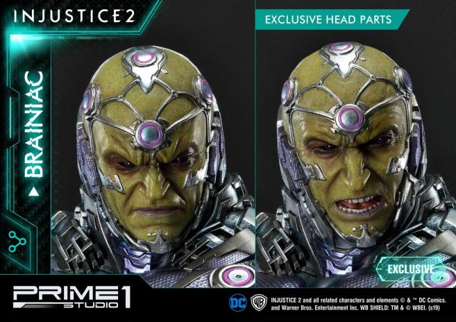 Prime 1 Studio - Injustice 2 - Brainiac - 04