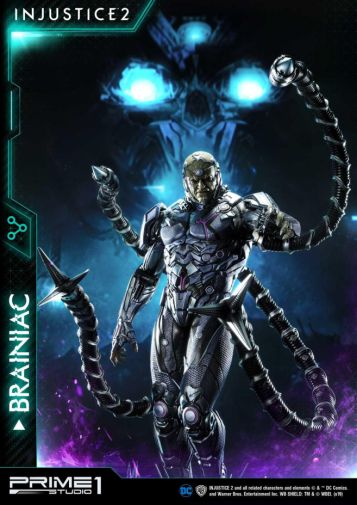 Prime 1 Studio - Injustice 2 - Brainiac - 05
