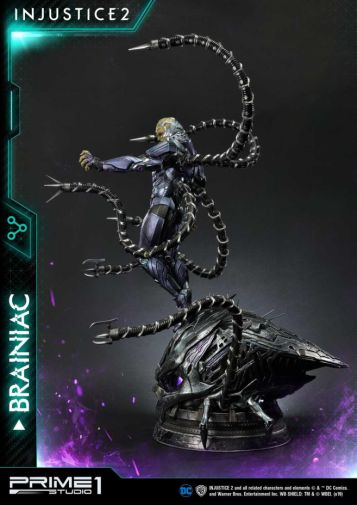 Prime 1 Studio - Injustice 2 - Brainiac - 08