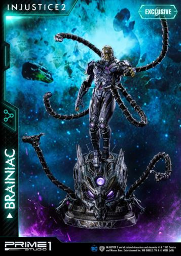 Prime 1 Studio - Injustice 2 - Brainiac - 13