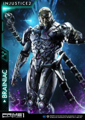 Prime 1 Studio - Injustice 2 - Brainiac - 24