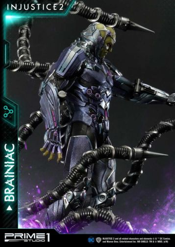 Prime 1 Studio - Injustice 2 - Brainiac - 26