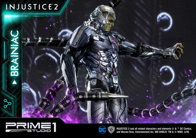 Prime 1 Studio - Injustice 2 - Brainiac - 38