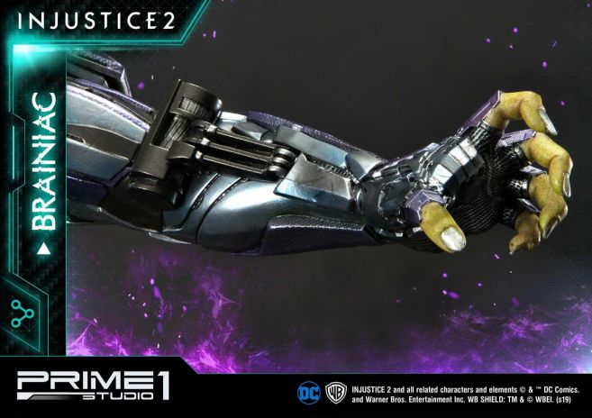 Prime 1 Studio - Injustice 2 - Brainiac - 46