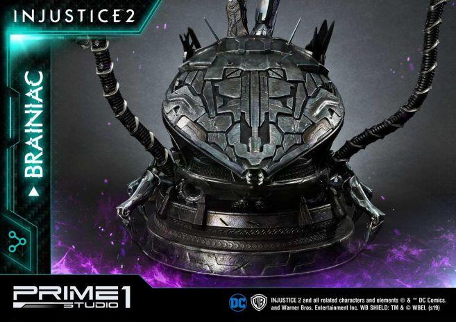 Prime 1 Studio - Injustice 2 - Brainiac - 49