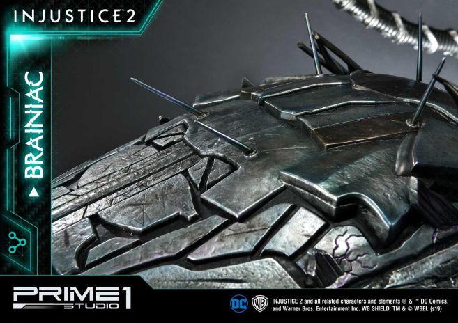 Prime 1 Studio - Injustice 2 - Brainiac - 51