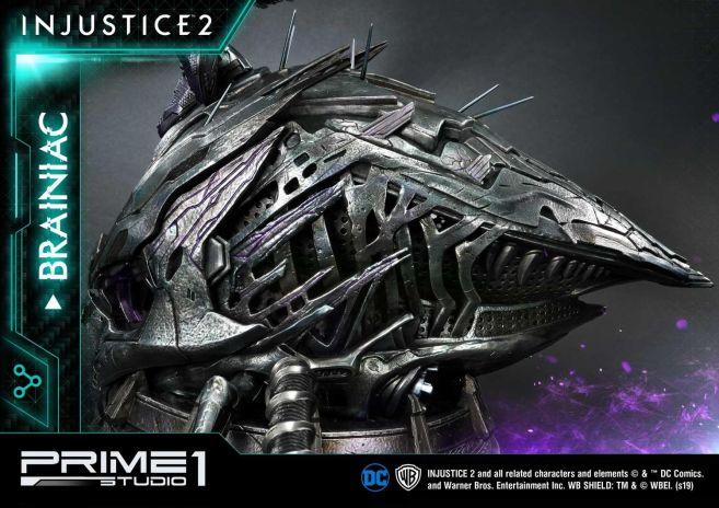 Prime 1 Studio - Injustice 2 - Brainiac - 52
