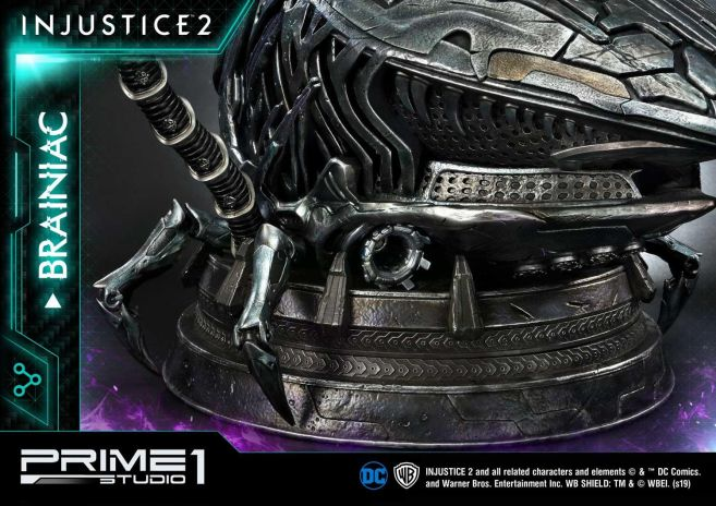 Prime 1 Studio - Injustice 2 - Brainiac - 53