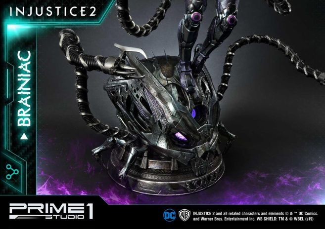 Prime 1 Studio - Injustice 2 - Brainiac - 54