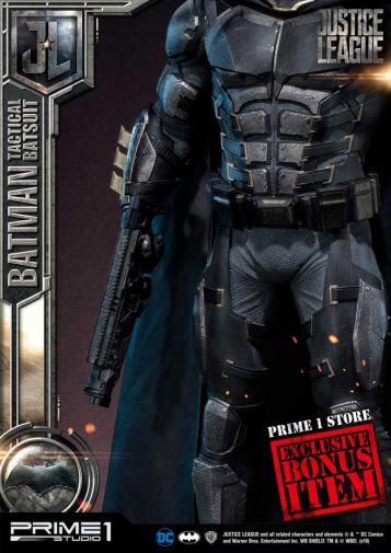 Prime 1 Studio - Justice League - Batman Tactical Batsuit - 02