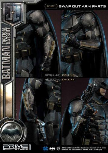 Prime 1 Studio - Justice League - Batman Tactical Batsuit - 07