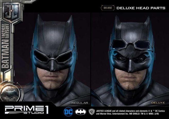 Prime 1 Studio - Justice League - Batman Tactical Batsuit - 08