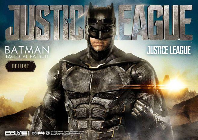 Prime 1 Studio - Justice League - Batman Tactical Batsuit - 18