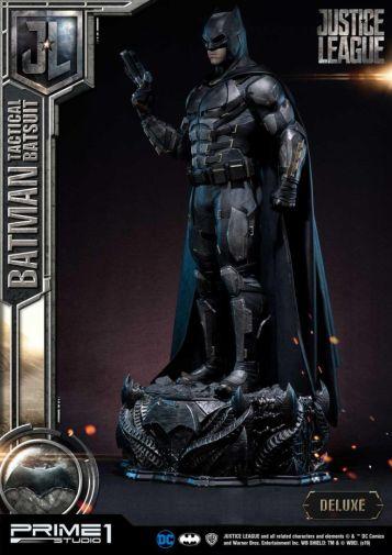 Prime 1 Studio - Justice League - Batman Tactical Batsuit - 22
