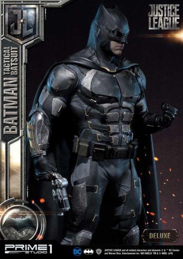Prime 1 Studio - Justice League - Batman Tactical Batsuit - 24