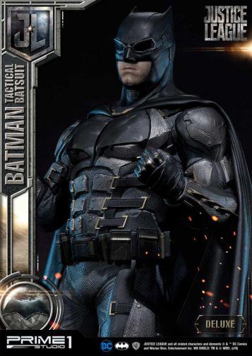 Prime 1 Studio - Justice League - Batman Tactical Batsuit - 25