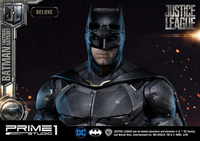 Prime 1 Studio - Justice League - Batman Tactical Batsuit - 30
