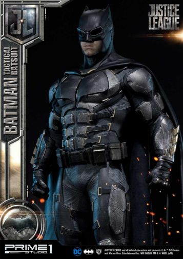 Prime 1 Studio - Justice League - Batman Tactical Batsuit - 35