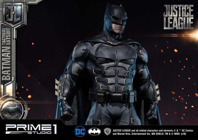 Prime 1 Studio - Justice League - Batman Tactical Batsuit - 42