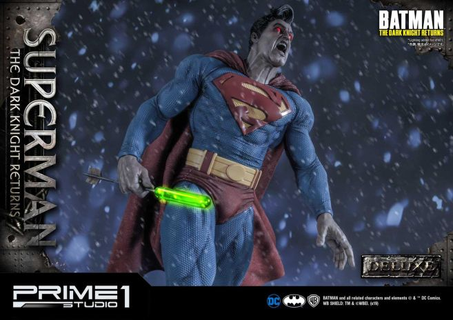 Prime 1 Studio - Superman - The Dark Knight Returns - 33