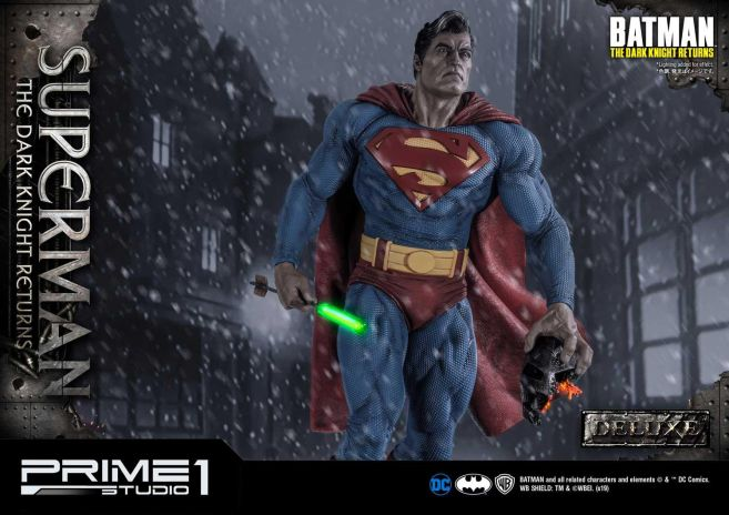 Prime 1 Studio - Superman - The Dark Knight Returns - 35