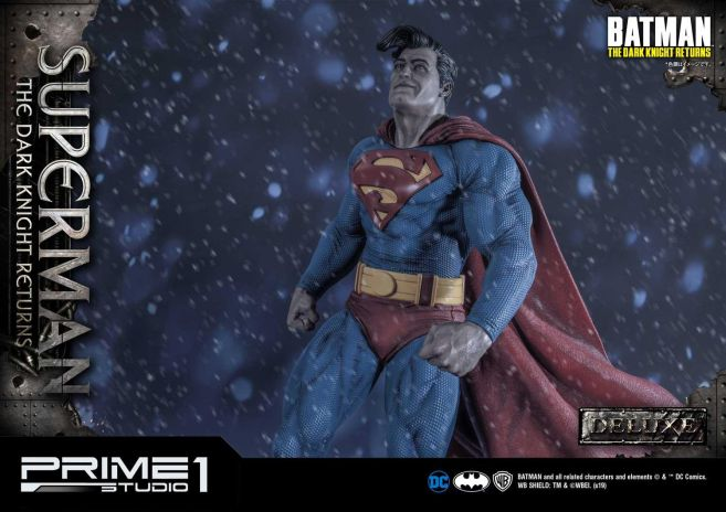 Prime 1 Studio - Superman - The Dark Knight Returns - 36