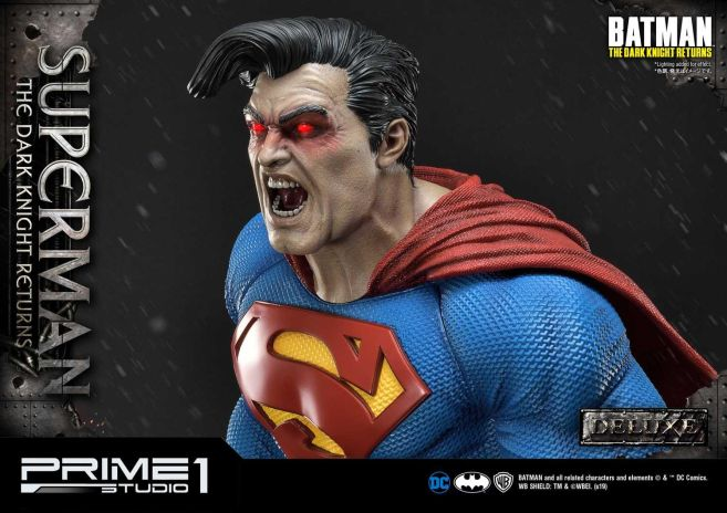 Prime 1 Studio - Superman - The Dark Knight Returns - 40