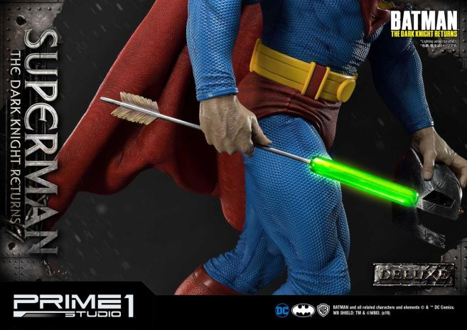 Prime 1 Studio - Superman - The Dark Knight Returns - 44