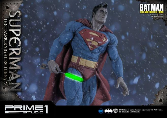 Prime 1 Studio - Superman - The Dark Knight Returns - 56