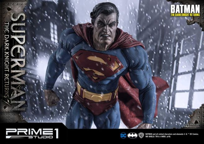 Prime 1 Studio - Superman - The Dark Knight Returns - 59