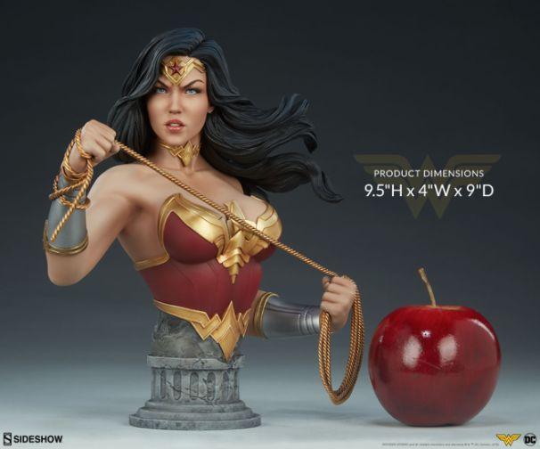 Sideshow - Wonder Woman - Wonder Woman Bust - 05