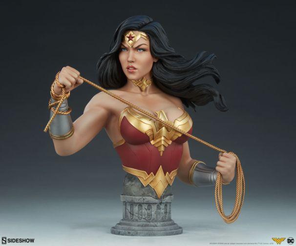 Sideshow - Wonder Woman - Wonder Woman Bust - 06