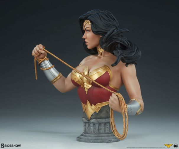 Sideshow - Wonder Woman - Wonder Woman Bust - 07