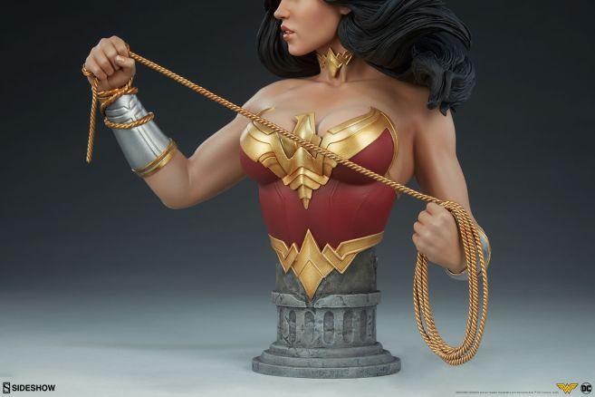 Sideshow - Wonder Woman - Wonder Woman Bust - 13