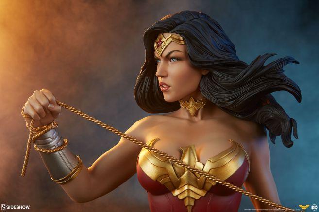 Sideshow - Wonder Woman - Wonder Woman Bust - 20
