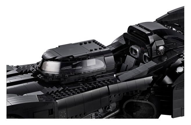 76139 - LEGO - 1989 Batmobile - Product - 08